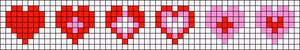 Alpha pattern #17931