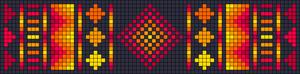 Alpha pattern #17937