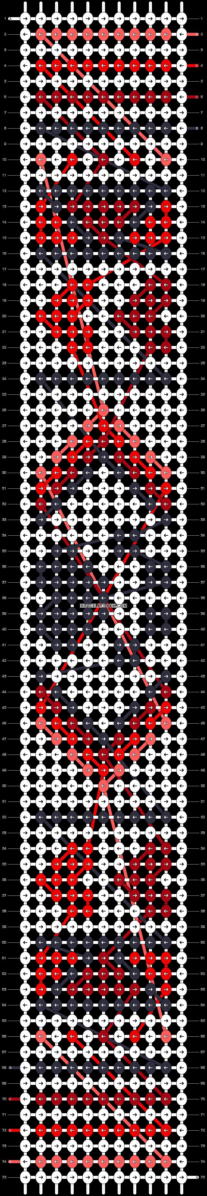 Alpha pattern #17938 pattern