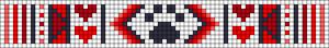 Alpha pattern #17938