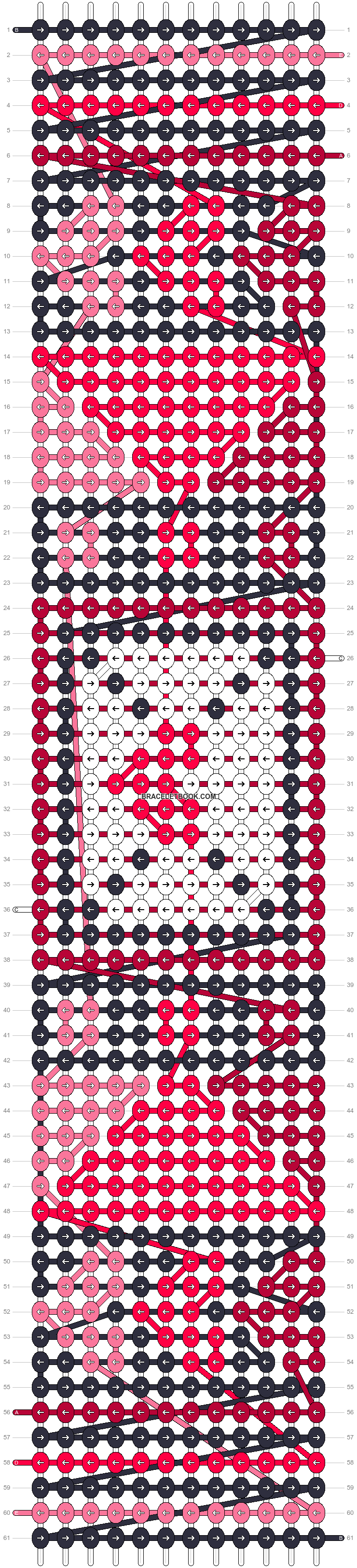 Alpha pattern #17939 pattern