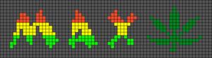 Alpha pattern #17940