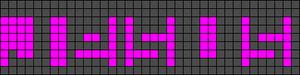Alpha pattern #17946