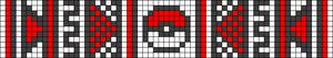 Alpha pattern #17953