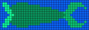 Alpha pattern #17954
