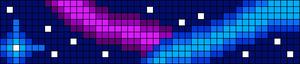 Alpha pattern #17955