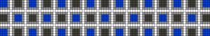 Alpha Friendship Bracelet Pattern #17957