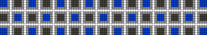 Alpha pattern #17957