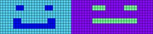 Alpha pattern #17968