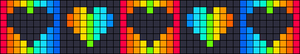 Alpha pattern #17973