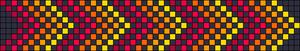 Alpha Friendship Bracelet Pattern #17976