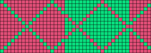 Alpha pattern #17985