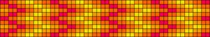 Alpha Friendship Bracelet Pattern #18000
