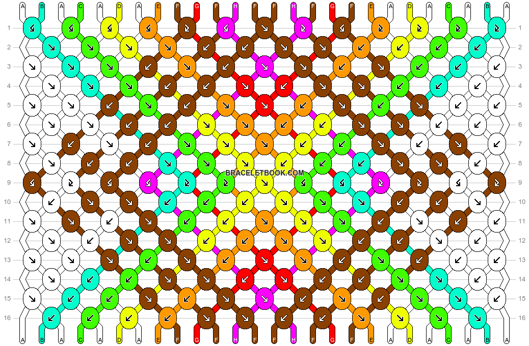 Normal pattern #18005 pattern