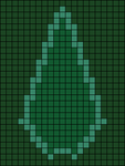 Alpha pattern #18012