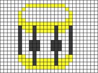 Alpha pattern #18014