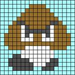 Alpha pattern #18016