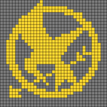 Alpha Friendship Bracelet Pattern #18017