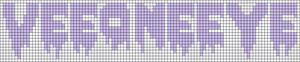 Alpha pattern #18021