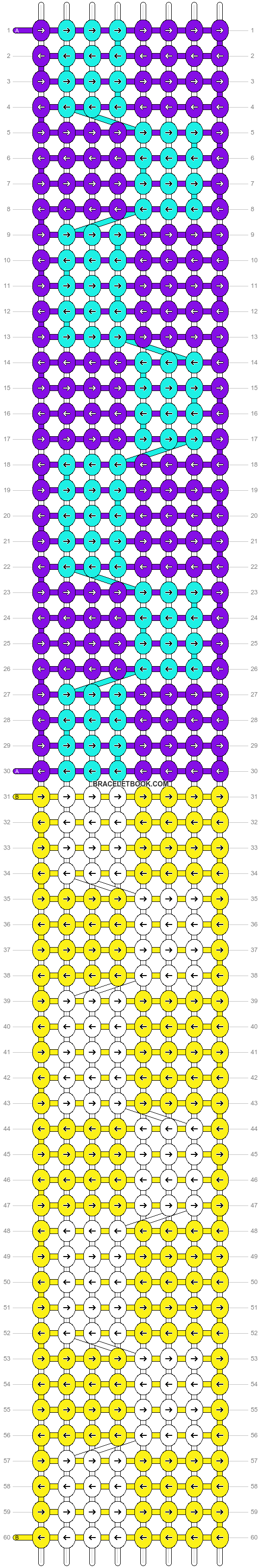 Alpha pattern #18027 pattern