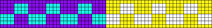 Alpha pattern #18027