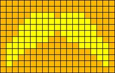 Alpha pattern #18031