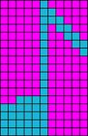 Alpha pattern #18034