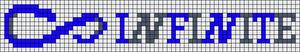 Alpha Friendship Bracelet Pattern #18047
