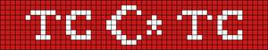 Alpha Friendship Bracelet Pattern #18049