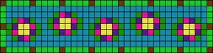 Alpha pattern #18051