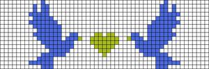 Alpha Friendship Bracelet Pattern #18057