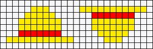 Alpha pattern #18058