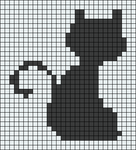 Alpha pattern #18059