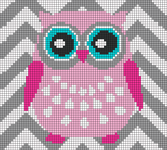 Alpha Friendship Bracelet Pattern #18066