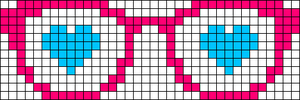 Alpha pattern #18072