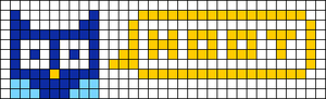 Alpha pattern #18073