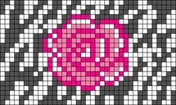 Alpha pattern #18074