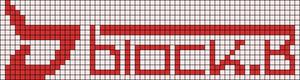 Alpha pattern #18078