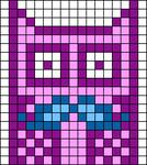Alpha pattern #18080
