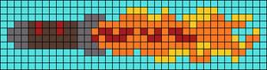 Alpha pattern #18081
