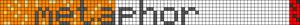 Alpha Friendship Bracelet Pattern #18085