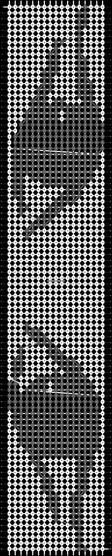 Alpha pattern #18096 pattern