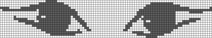 Alpha Friendship Bracelet Pattern #18096