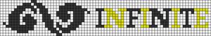 Alpha Friendship Bracelet Pattern #18098