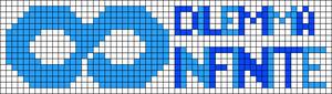 Alpha pattern #18100