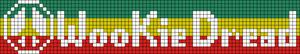 Alpha pattern #18107