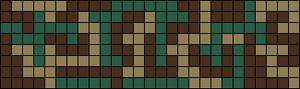 Alpha pattern #18115
