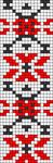 Alpha pattern #18125