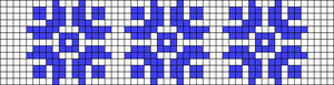 Alpha pattern #18126