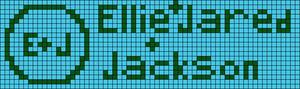 Alpha pattern #18141